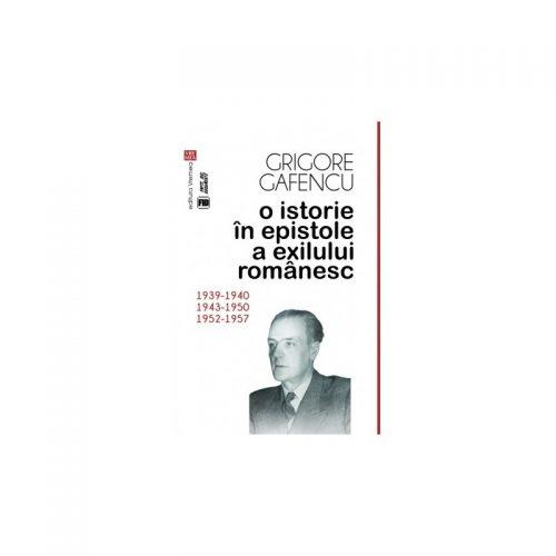 O istorie in epistole a exilului romanesc (ed. tiparita)