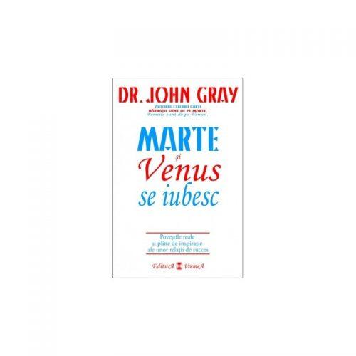 Marte si Venus se iubesc (ed. tiparita)