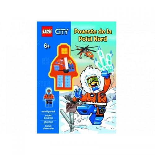 Poveste de la Polul Nord (ed. tiparita)