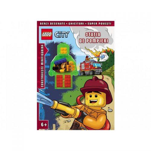 Statia de pompieri (ed. tiparita)