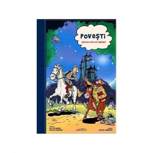 Povesti: Album de benzi desenate (ed. tiparita)