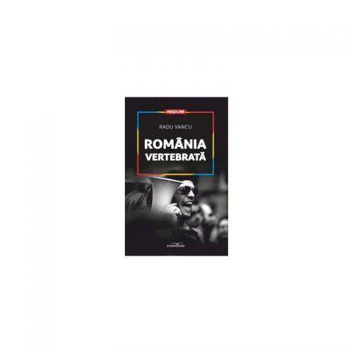 Romania vertebrata (ed. tiparita)