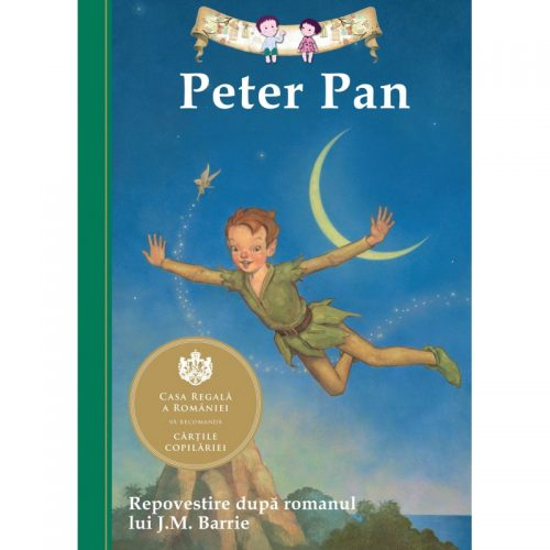 Peter Pan (ed. tiparita)