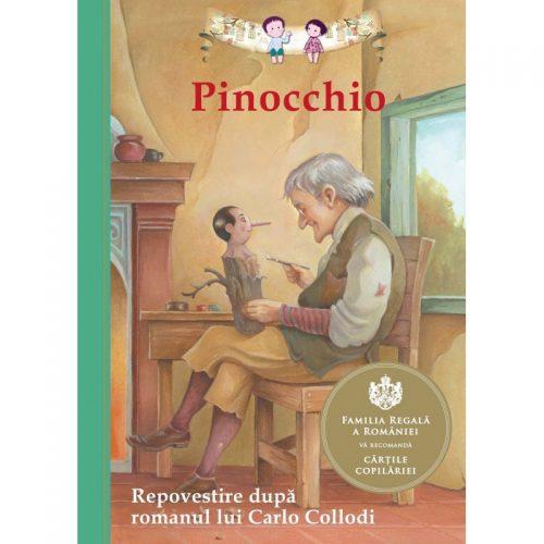 Pinocchio (repovestire dupa romanul lui Carlo Collodi) (ed. tiparita)