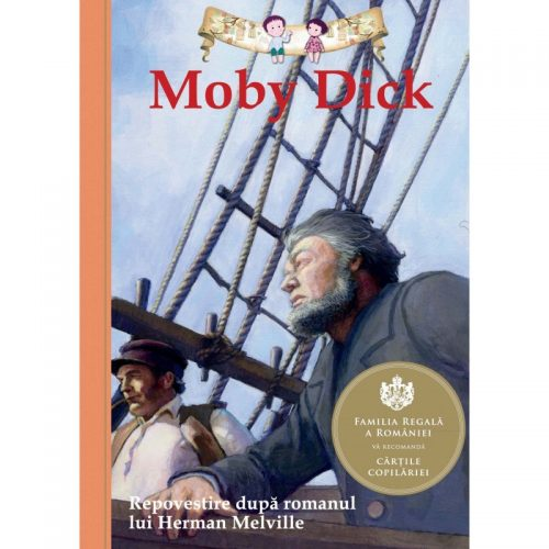 Moby Dick (repovestire dupa romanul lui Herman Melville) (ed. tiparita)