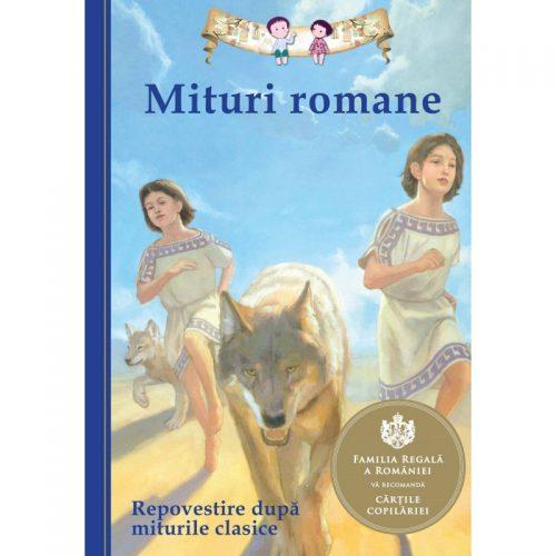 Mituri romane (repovestire dupa miturile clasice) (ed. tiparita)