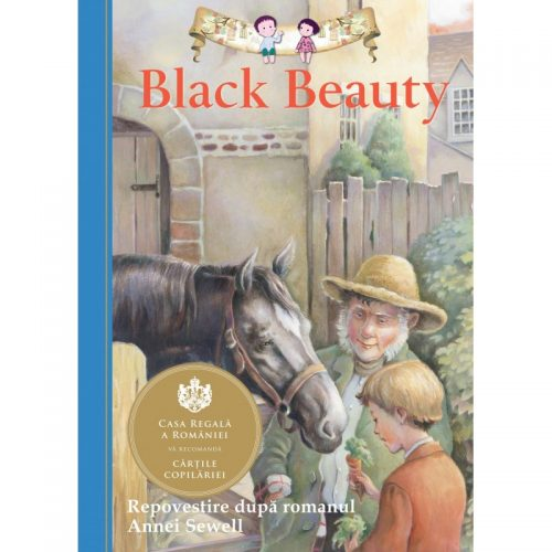 Black Beauty (repovestire dupa romanul Annei Sewell) (ed. tiparita)