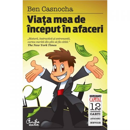 Viata mea de inceput in afaceri (ed. tiparita)