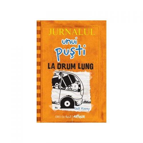 Jurnalul unui pusti: La drum lung (ed. tiparita)