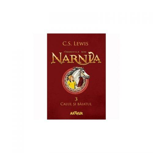 Cronicile din Narnia: Calul si baiatul, vol. 3 (ed. tiparita)