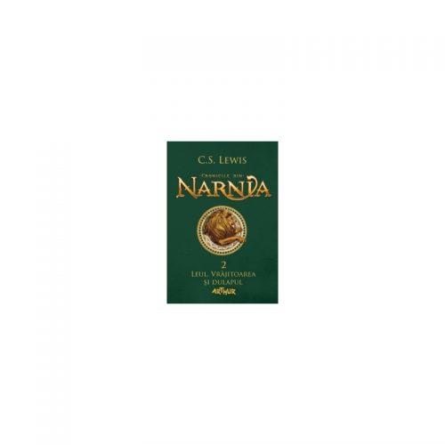 Cronicile din Narnia: Leul, Vrajitoarea si Dulapul, vol. 2 (ed. tiparita)