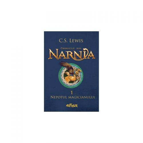 Cronicile din Narnia: Nepotul magicianului, vol. 1 (ed. tiparita)