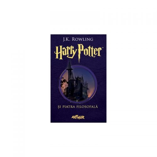 Harry Potter si piatra filosofala (ed. tiparita)