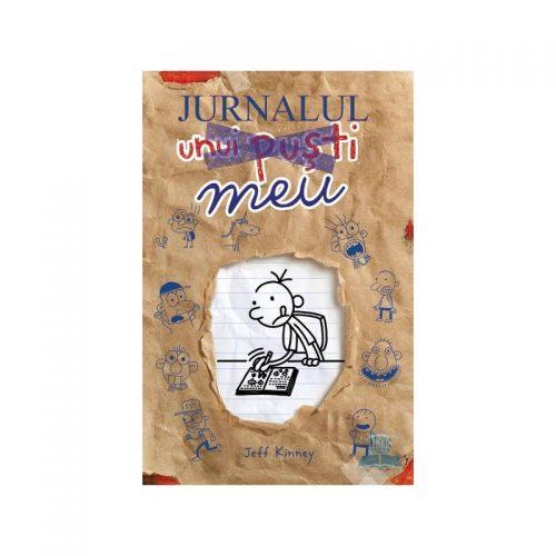 Jurnalul meu (ed. tiparita)