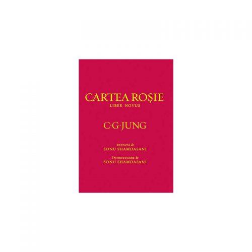 Cartea rosie - Liber Novus (ed. tiparita)