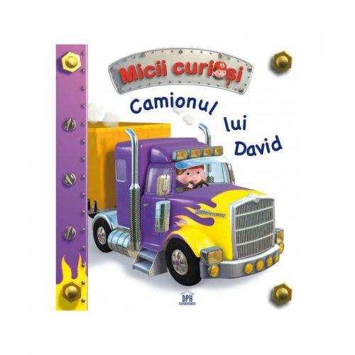 Camionul lui David, 3-5 ani (ed. tiparita)