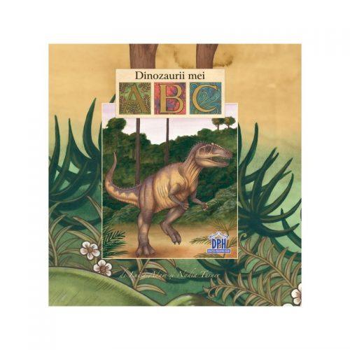 Dinozaurii mei ABC (ed. tiparita)