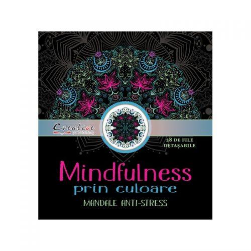 Mindfulness prin culoare: mandale anti-stress