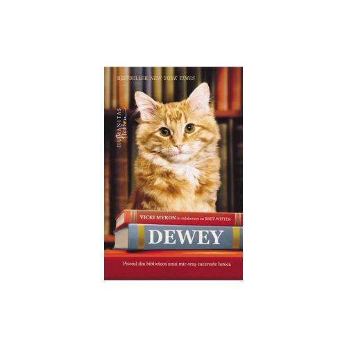Dewey, pisoiul din biblioteca unui mic oras cucereste lumea