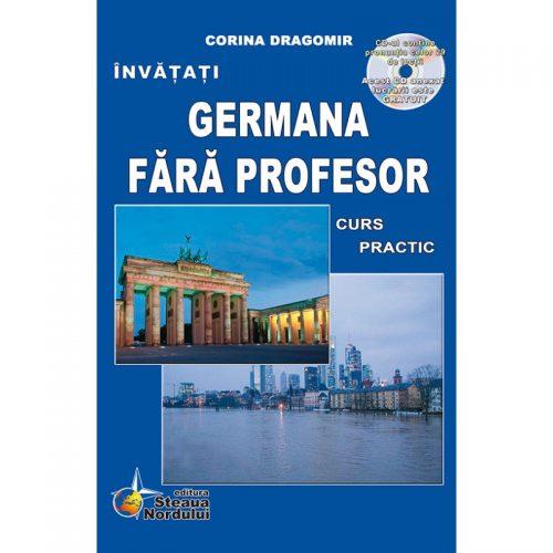 Invatati germana fara profesor (ed. tiparita) cu CD Gratuit | Corina Dragomir