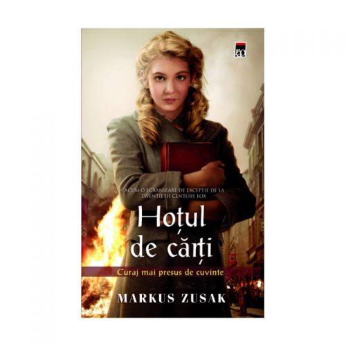 Markus Zusak: Hotul de carti (ed. tiparita)
