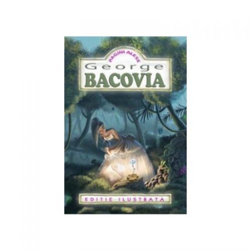 George Bacovia: Pagini alese (ed. tiparita)