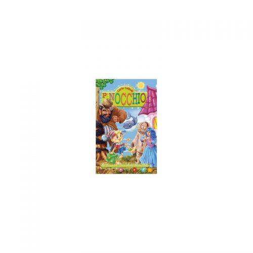 Carlo Collodi: Pinocchio (ed. tiparita)