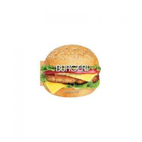 Burgeri - 50 de retete usoare (ed. tiparita)