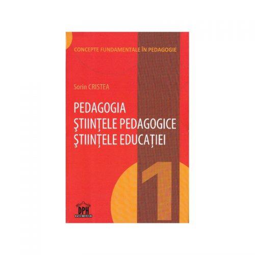 Dictionar enciclopedic de pedagogie (A-C), vol. 1 (ed. tiparita)