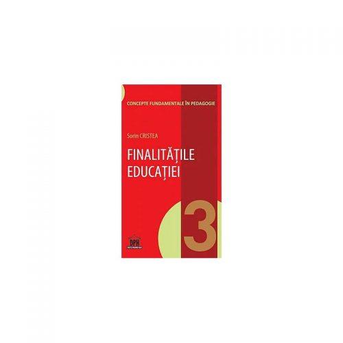 Edicatia. Concept si analizai (ed. tiparita) | Sorin Cristea