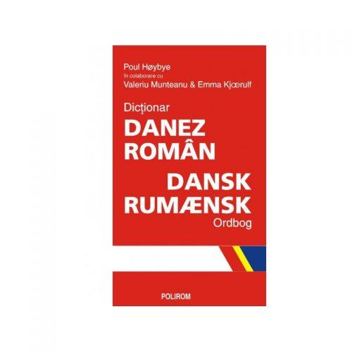 Dictionar danez-roman (ed. tiparita)