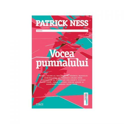 Vocea pumnalului (ed. tiparita)