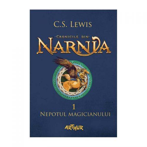 Cronicile din Narnia: Nepotul magicianului vol. 1 - (ed. tiparita)