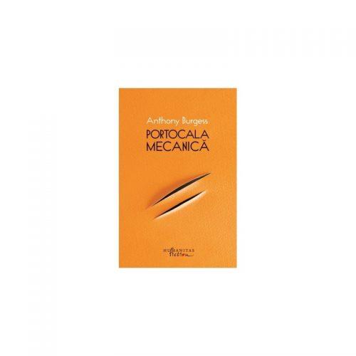 Portocala mecanica (ed. tiparita)