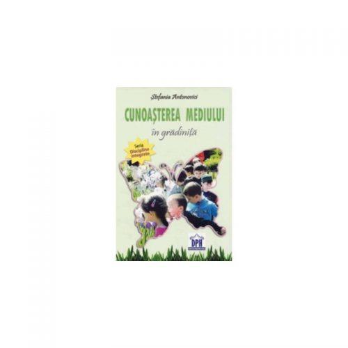 Cunoasterea mediului in gradinita (ed. tiparita)