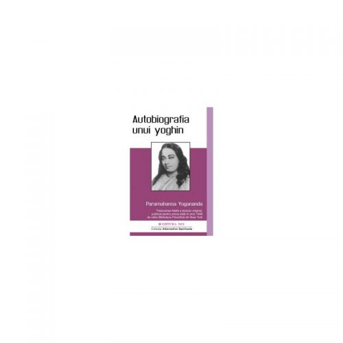 Autobiografia unui yoghin (ed. tiparita)