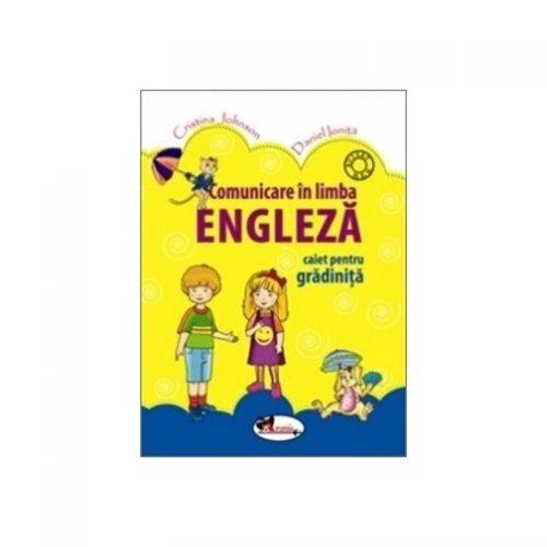 Comunicare in limba engleza - caiet