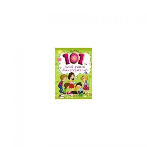 101 jocuri pentru clasa pregatitoare