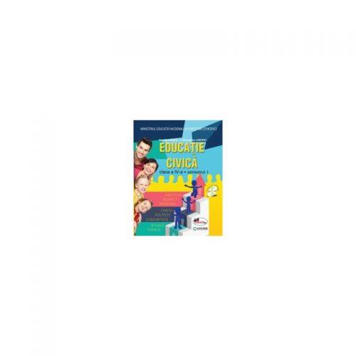 Educatie Civica Manual - clasa a IV-a Radu/Andrei