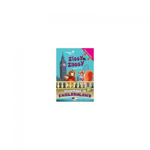 Ziggy & Zaggy - adventures in Englishland - Shakespeare school