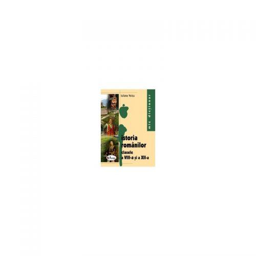 Mic dictionar de Istorie a romanilor
