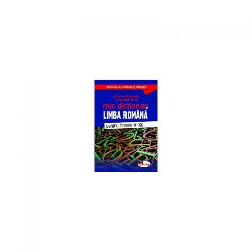 Mic dictionar de Limba Romana