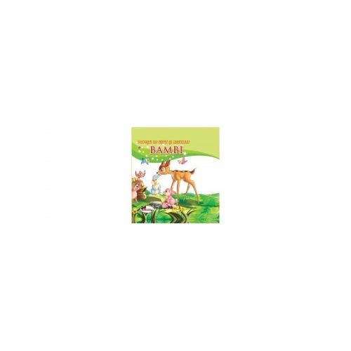 Povesti de citit si ascultat - Bambi