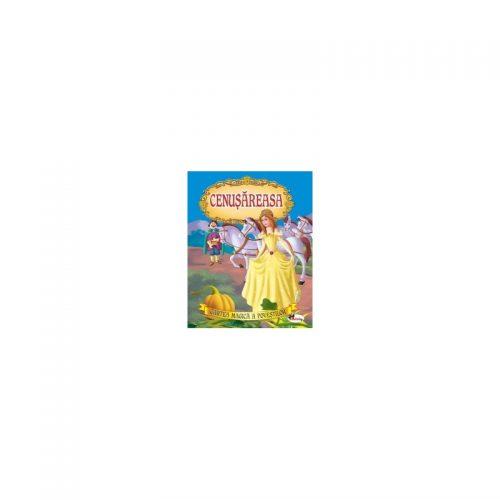 Cenusareasa (adaptare pentru copiii de 3-8 ani)