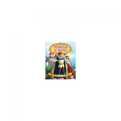 Frumoasa si bestia (adaptare pentru copiii de 3-8 ani)