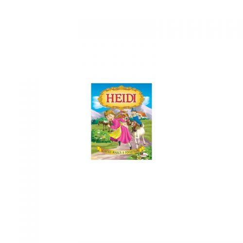 Heidi (adaptare pentru copiii de 3-8 ani)