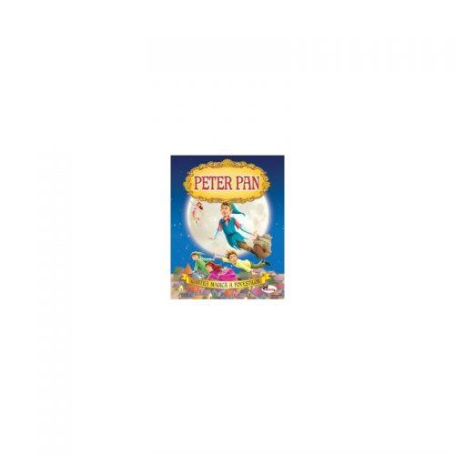 Peter Pan (adaptare pentru copiii de 3-8 ani)