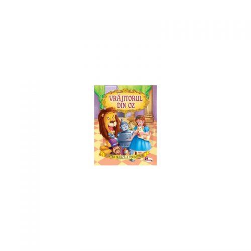 Vrajitorul din Oz (adaptare pentru copiii de 3-8 ani)