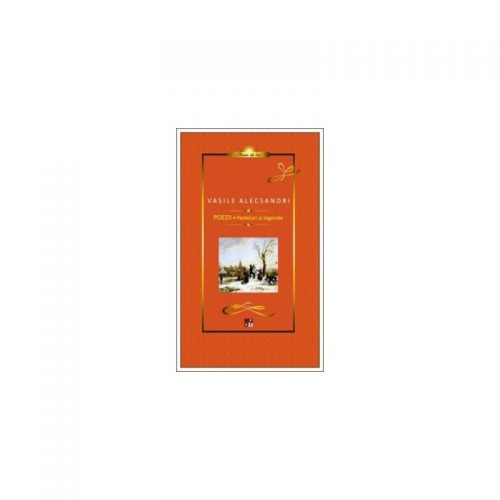 Poezii. Pasteluri si legende (ed. tiparita)