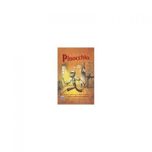Pinocchio (ed. tiparita)